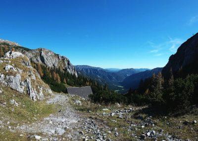20 Blick von der Häuslalm Richtung Bodenbauer 400x284 - Túra útvonalak