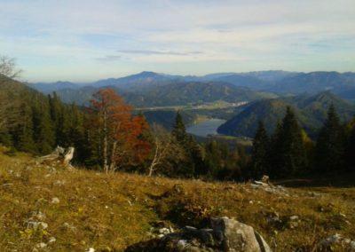 Blick Erlaufsee v. Brunnstein 400x284 - Naturschönheiten