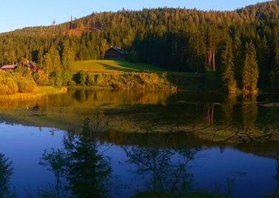 Hubertussee 1 400x284 - Naturschönheiten